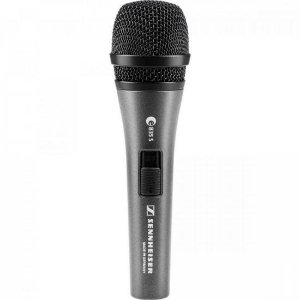 Microfone Dinâmico Cardióide E835-S SENNHEISER