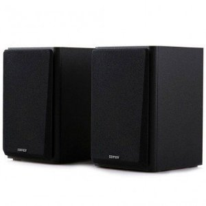 Monitor de Áudio Edifier R1000T4 24W RMS Preto Bivolt (Par)
