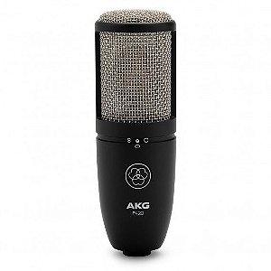 Microfone Condensador AKG P420 Perception Cápsula Dupla