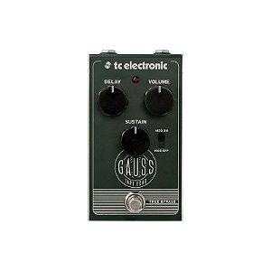 Pedal para Guitarra TC Electronic Gauss Tape Echo Delay
