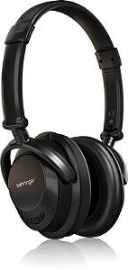 Fone de Ouvido Behringer HC 2000BNC Headphone Wireless com Bluetooth, Microfone e Noice-Canceling