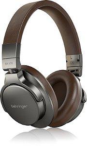 Fone de Ouvido para Estúdio Behringer BH 470 Headphone Over-Ear Fechado Dobrável