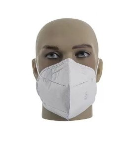 Máscara Respirador N95 - 10 UNIDADES