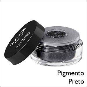 Sombra Pigmento - Preto com Brilho L145/18V05/21