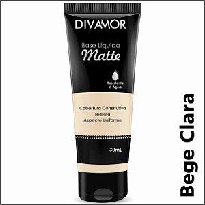 Base Liq Matte R. Agua Bege Clara L041/19V03/21