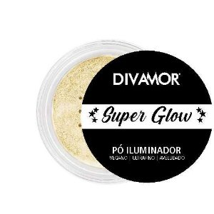 * Divamor Po Iluminador Super Glow Champagne