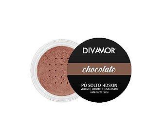 * Divamor Po Solto Chocolate HD Skin