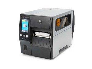 Impressora de Etiquetas Zebra ZT411 600dpi - USB, Serial, Bluetooth e Ethernet
