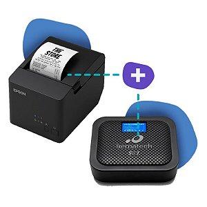 Kit SAT Bematech com Impressora Epson TM-T20X