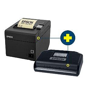 Kit SAT Epson com Impressora TM-T20