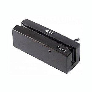 Leitor Cartão Magnético Techmag Magpass Trilha 1-2 - MPII-S174