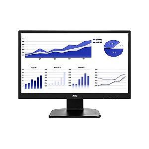 Monitor Led AOC E2270PWHE 21,5 Full HD