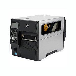 Impressora de Etiquetas Zebra ZT-410 Ethernet e Bluetooth 600dpi