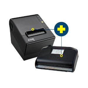 Kit SAT Gertec com Impressora Elgin i9