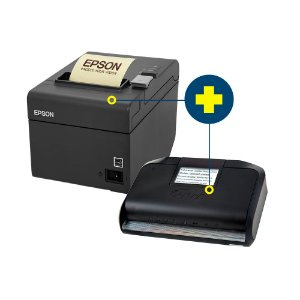 Kit SAT Gertec com Impressora Epson TM-T20