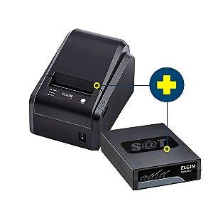 Kit SAT Elgin com Impressora Elgin i7