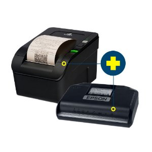 Kit SAT Epson com Impressora Bematech MP-100