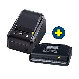 Kit SAT Epson com Impressora Elgin I7