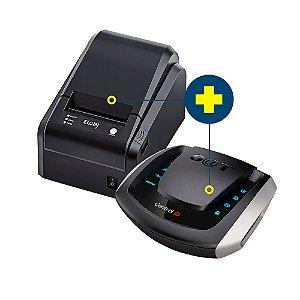 Kit SAT Control ID com Impressora Elgin I7