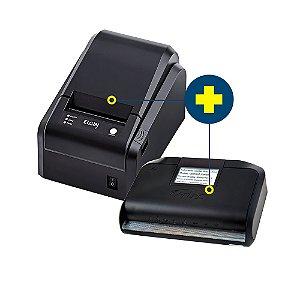 Kit SAT Gertec com Impressora Elgin i7