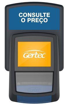 Terminal de Consulta Gertec Busca Preço G2 - 004.0966.9