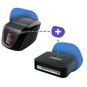 Kit SAT Dimep com Impressora Print ID Touch