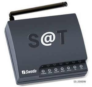 SAT Fiscal Sweda SS-2000W WiFi - 101125