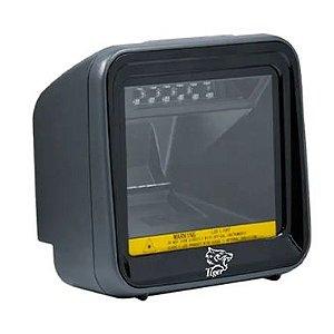 Leitor Código de Barras Fixo Tiger TI-7000 2D USB - 014284
