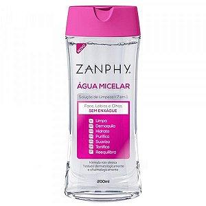 Água Micelar - Zanphy