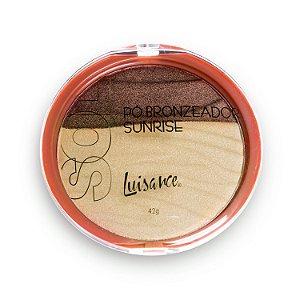 Pó Bronzeador Sunrise - Luisance