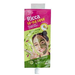 Máscara Facial Argila Natural - Ricca