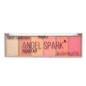 Paleta de Blush Angel Spark - Ruby Rose