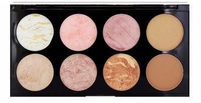 Paleta de Blush Golden Sugar - Revolution