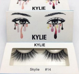 Cilios Postiços #14 - Kylie xoxo