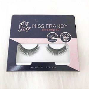 Cílios Postiços 3D 69- Miss Frandy