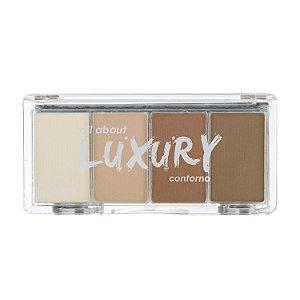 Paleta de Contorno All About Luxury A - Luisance