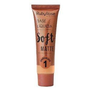 Base Líquida Soft Matte Chocolate - Ruby Rose