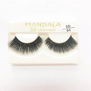 Cílios Postiços 5D 04 - Mandala