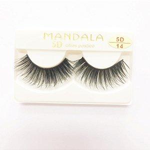 Cílios Postiços 5D 14 - Mandala