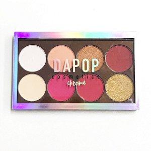 Paleta de Sombras 1 - Dapop Cosmetics