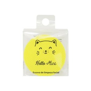 Escova de Limpeza Facial - Hello Mini