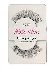 Cílios Postiços #217 - Hello Mini