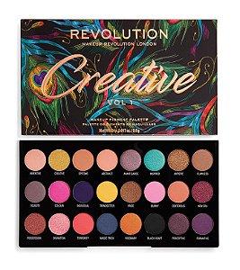 Paleta de Sombras Creative - Revolution