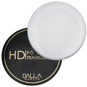 Pó Translúcido HD Vegano - Dalla Makeup