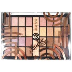 Paleta de Sombras Nude Eyes - Ruby Rose