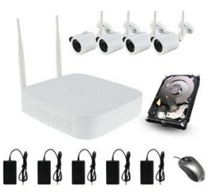 KIT XVR WIFI FULL HD ARFO