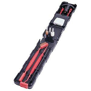 Kit Limpeza de Armas 9mm Real Avid 1 Linha