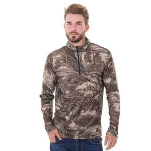 Camiseta Caça Pesca Realtree Performance M
