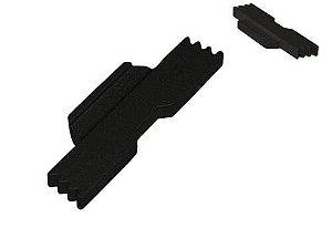 Glock Trava Ferrolho Extendida Slide Glock 42