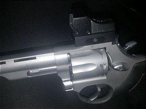 Adaptador De Trilho P/ Revolver Tauros 66 4 6 8 Pol Red Dot